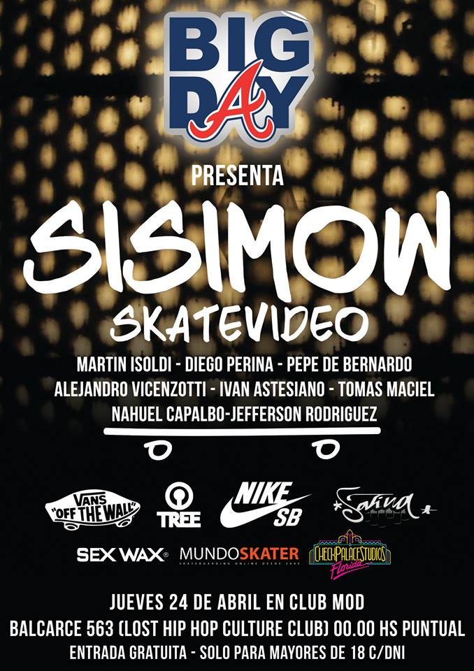 SISIMOW Video Premiere