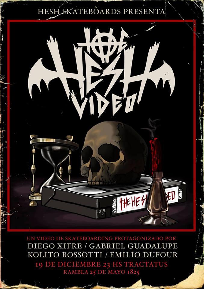 hesh video