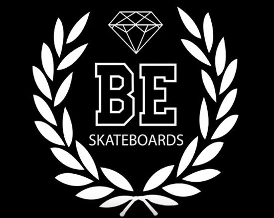 be skateboards