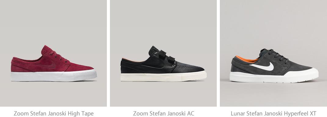free shipping ab506 2846f Después de incorporar tantos colores y materiales, Nike SB nos trae dos  nuevas versiones, las Stefan Janoski Slip-on y por último las Stefan  Janoski ...